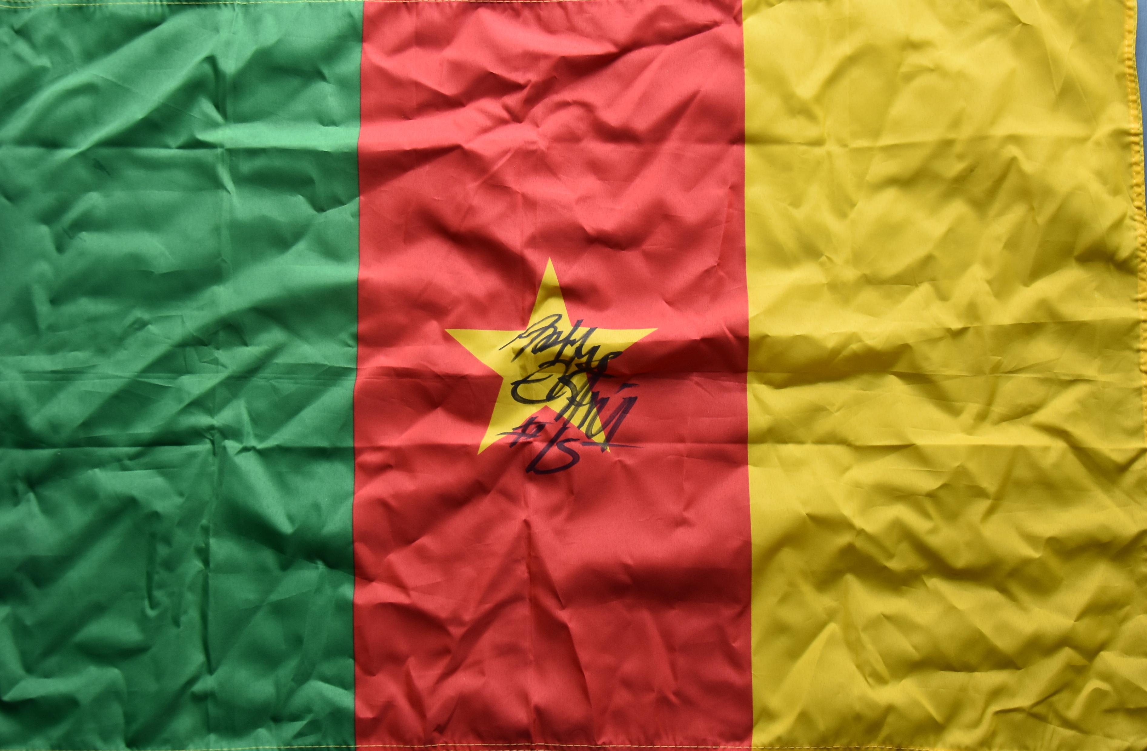 Paix, travail, patrie CAMEROUN