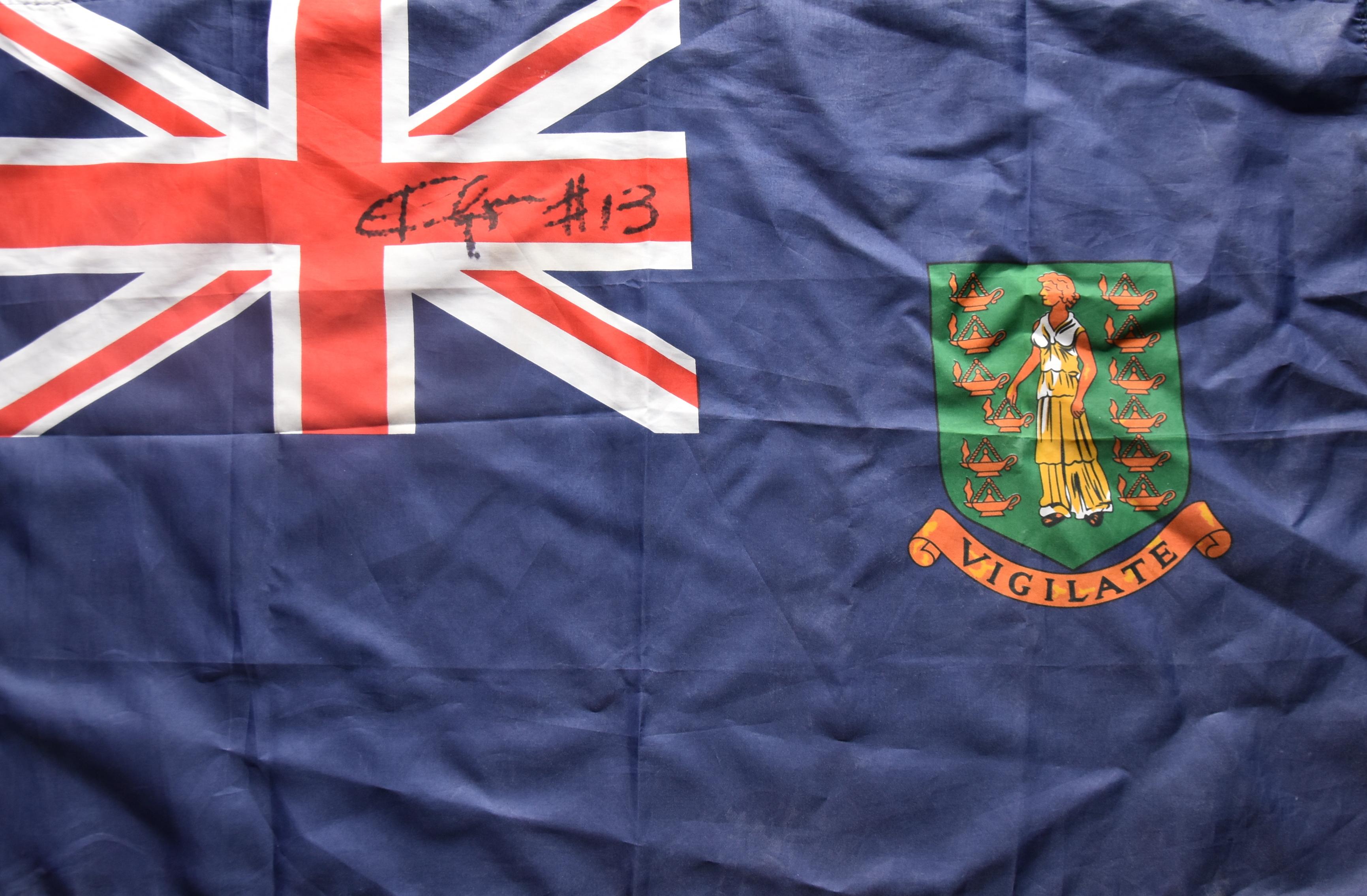 Dieu et mon droit ILESVIERGES-UK